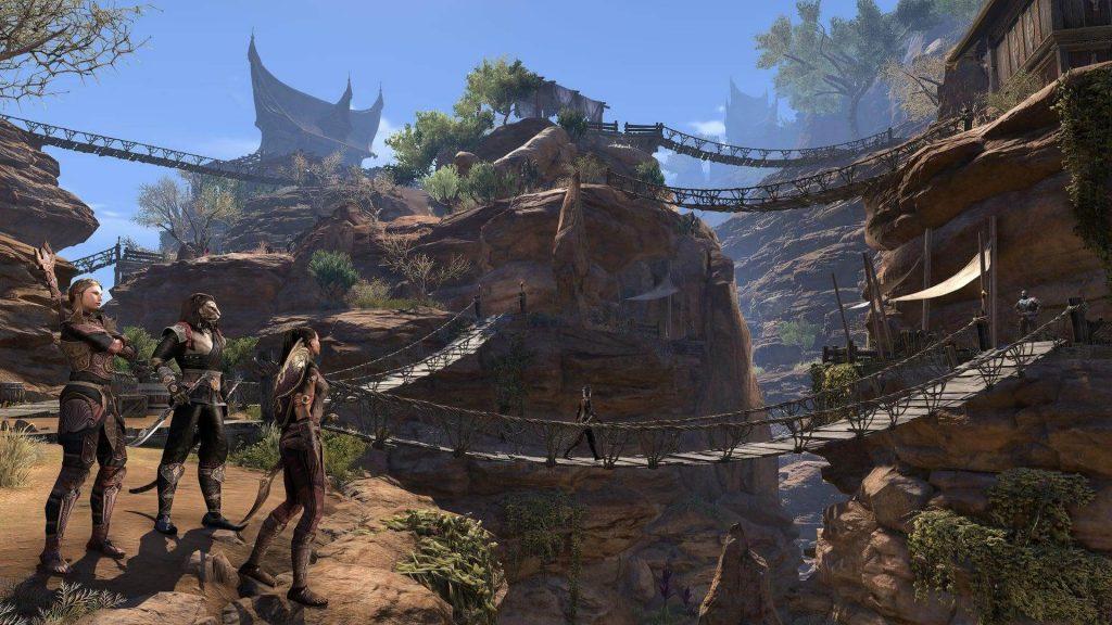 خرید بازی Elder scrolls online