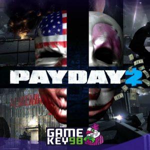 خرید بازی Payday 2