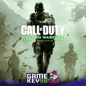 خرید بازی Call Of Duty moderwarfare remastered