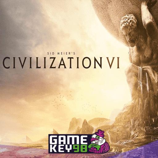 خرید بازی Civilization vi