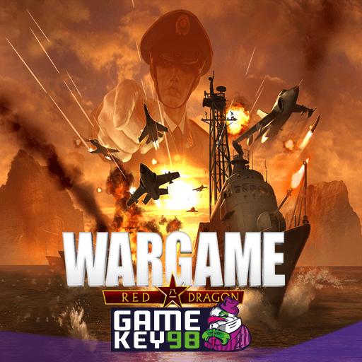 خرید بازی Wargame Red Dragon
