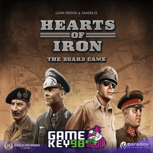 خرید بازی Hearts of Iron IV