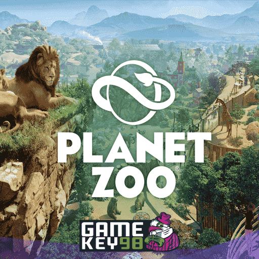 خرید بازی Planet Zoo
