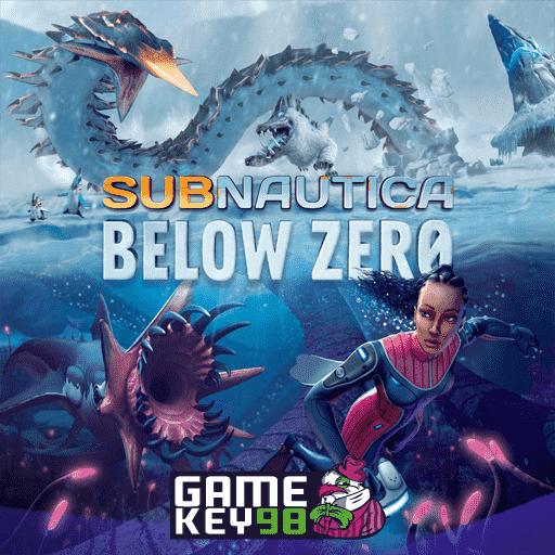 خرید بازی Subnautica Below Zero