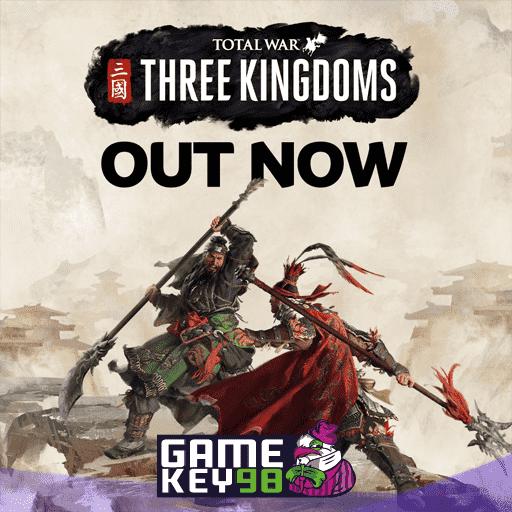 خرید بازی Total War Three Kingdoms