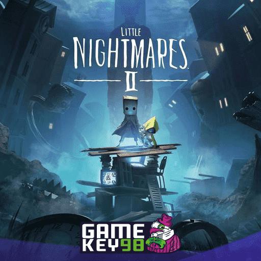 خرید بازی Little Nightmares II