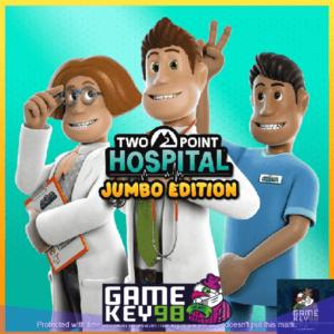 خرید بازی Two Point Hospital