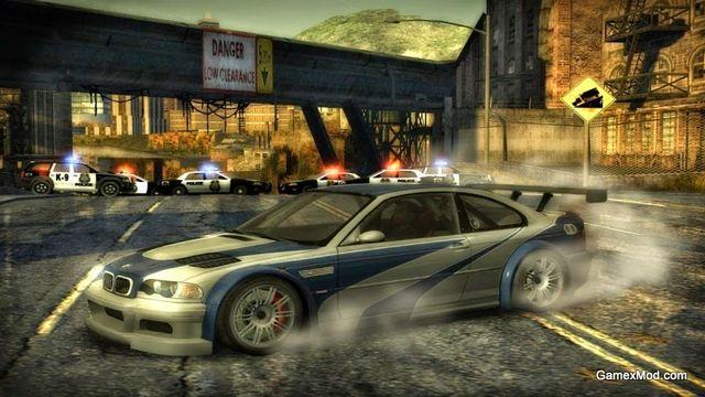 خرید بازی Need For Speed Most Wanted