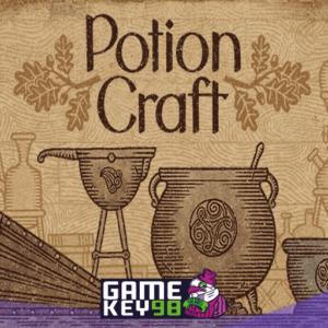 بازی Potion Craft