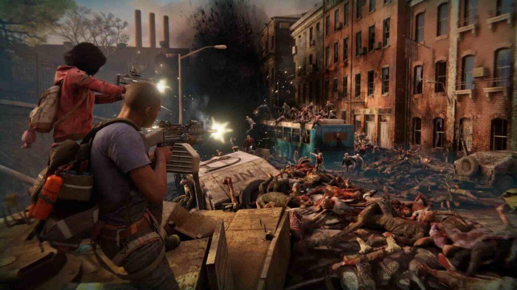 خرید بازی World War Z Aftermath